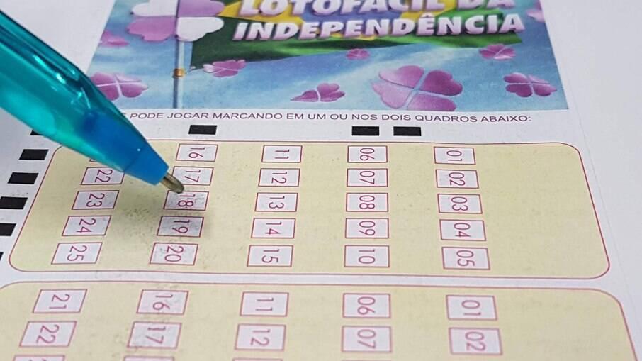 Lotofácil da Independência vai sortear R$ 150 milhões