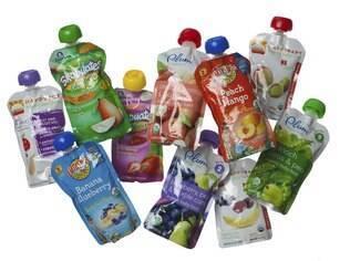 A Plum Organics estima que a venda de sachês para bebês e crianças chegará a US$ 53 milhões em 2012