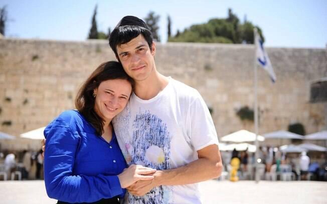Mateus Solano e a mulher, Paula Braun
