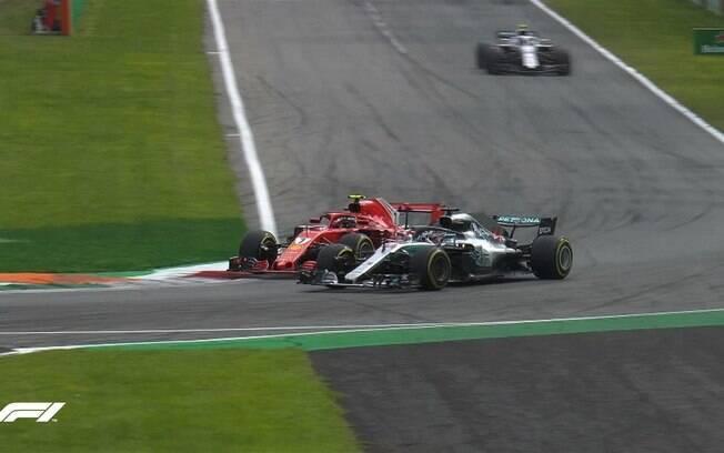 Kimi Raikkonen completará 295 corridas no próximo GP