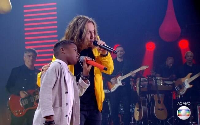 Jeremias cantou