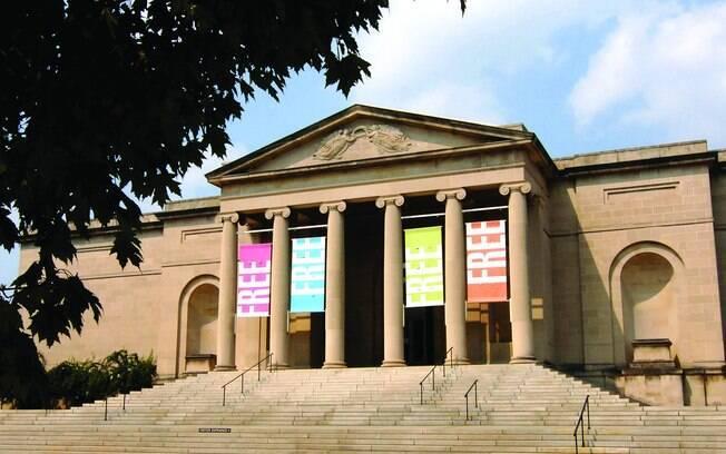 O Baltimore Museum of Art pode ser uma boa opção de passeio se você se interessa por arte e House of Cards