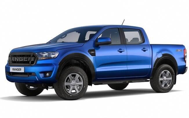 Ford Ranger com acessórios da Storm fica com visual mais esportivo e descolado com aval da fabricante