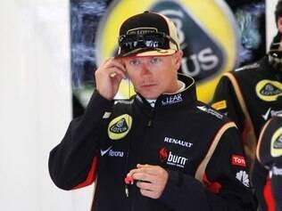 Raikkonen quer conquistar seu primeiro GP da Bélgica com a Lotus
