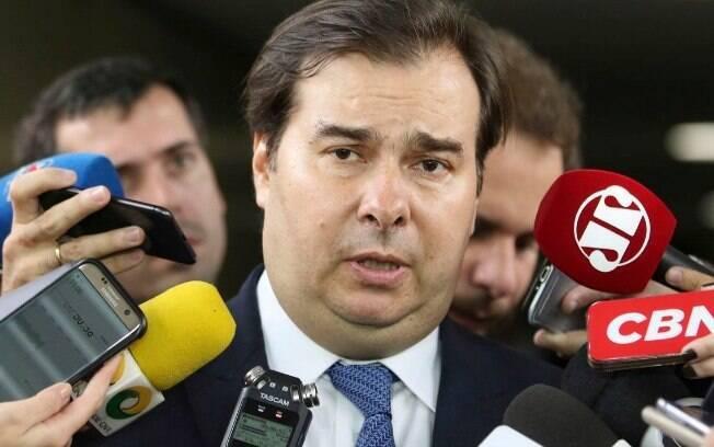 Rodrigo Maia (DEM) garantiu que tudo o que os parlamentares puderem fazer para valorizar o salário mínimo, eles farão