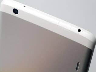 G Pad tem câmera traseira de 5 megapixels