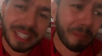Pastor amigo de Safadão chora após acusação: