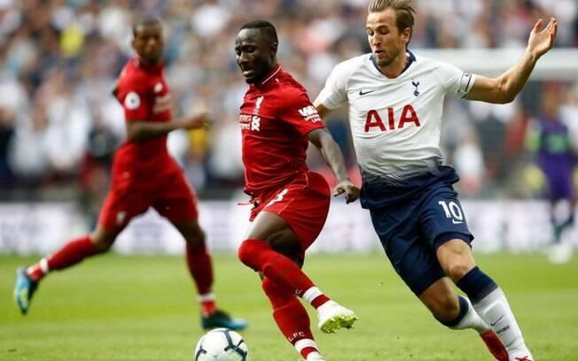 Liverpool e Tottenham medem suas forças na Premier League
