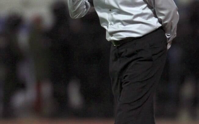 Tite comanda Corinthians no empate com o San  Jose na estreia na Libertadores