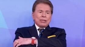 Silvio Santos troca Rebeca Abravanel por Dudu Camargo