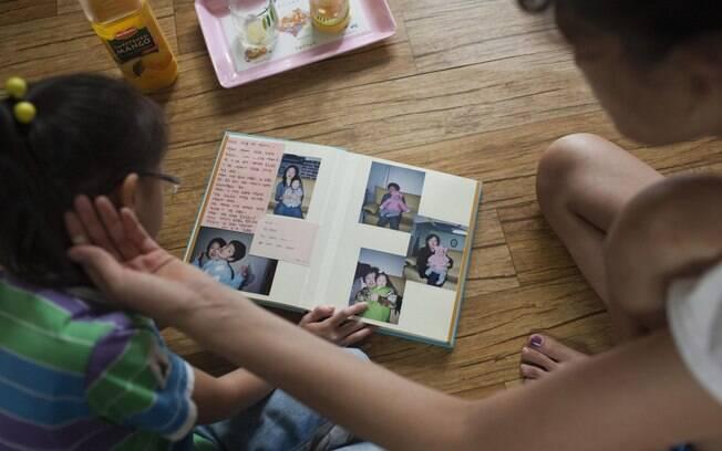 Jean Chung/NYT Mães solteiras: como refazer a vida após o fim de um casamento com filhos? (Crédito: Reprodução Internet)