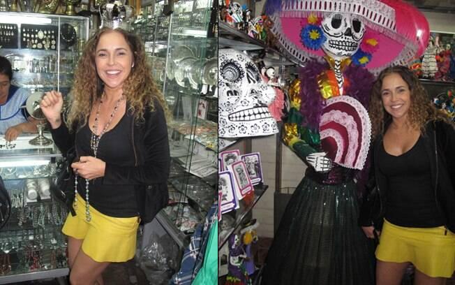 Daniela Mercury:em sua turnê pela América do Norte