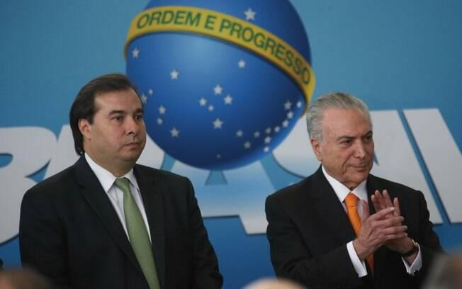 Votação da reforma da Previdência na Câmara dos Deputados será discutida por Maia e Temer