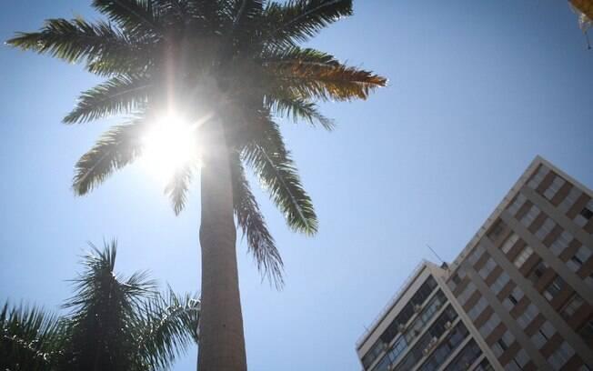 Sábado será de céu azul e calor em Campinas