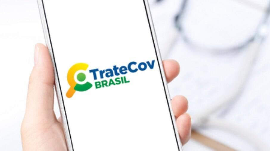 TrateCov, aplicativo do Ministério da Saúde