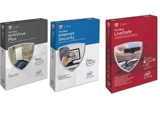 Três novas soluções de segurança da McAfee, empresa da Intel Security, chegam ao varejo brasileiro ainda neste ano