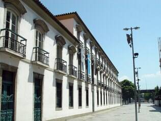 Erguido em 1743, o Paço Imperial entrou para a história do Brasil em 1808, quando D. João VI mudou-se para o Brasil