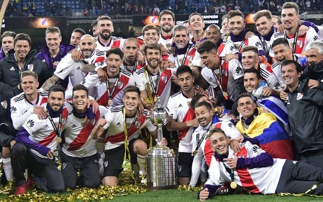 River Plate bateu o Boca Juniors e faturou o título da Libertadores de 2018