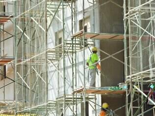 Parado. Belo Horizonte tem vários imóveis em construção que estão atrasados, apesar dos consumidores já terem pago pelo imóvel