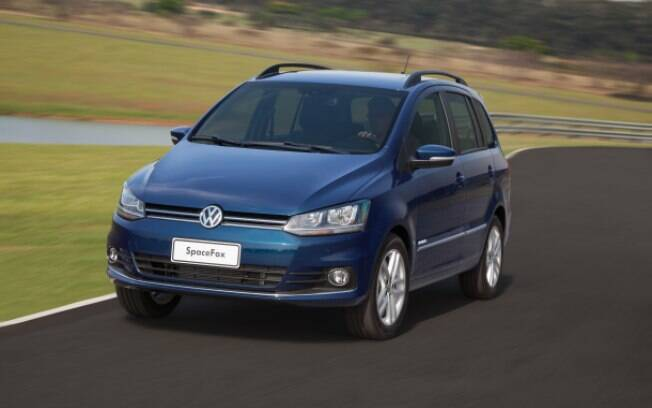 A VW SpaceFox surge entre os carros com desconto por conta da queda do segmento de peruas compactas