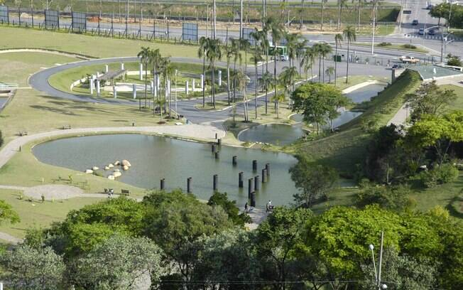 O Jardim Botânico está entre as sugestões de lugares que o turista pode visitar no primeiro dia em Jundiaí