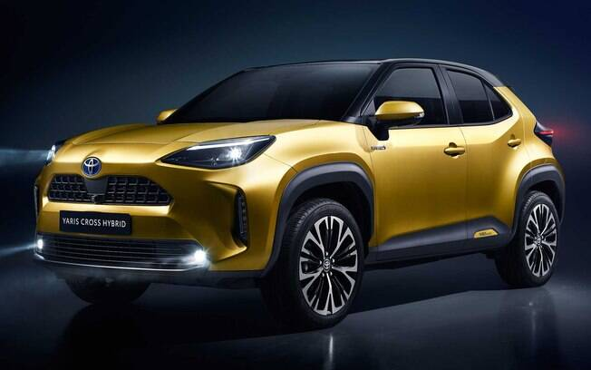 Toyota Yaris Cross é uma das grandes apostas da marca para aumentar suas vendas no Japão e na Europa, a partir do ano que vem