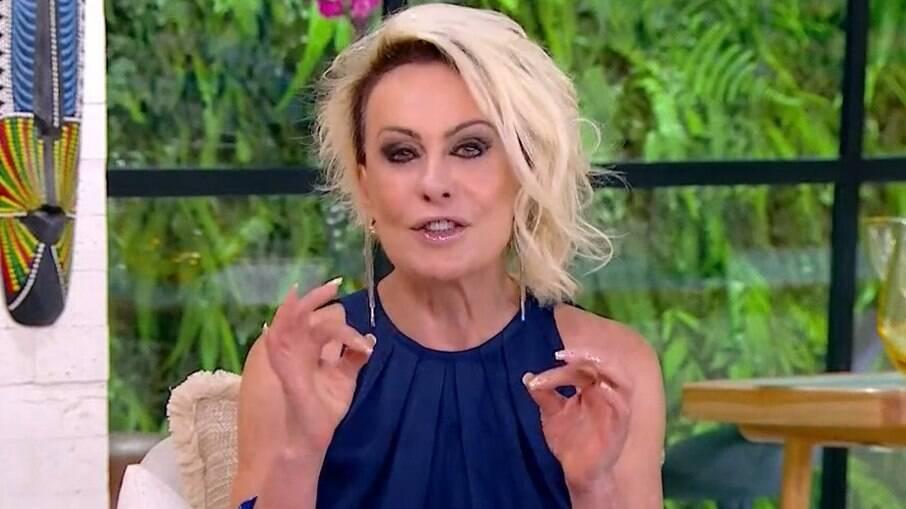 Ana Maria é criticada por falar dos benefícios do pé de frango