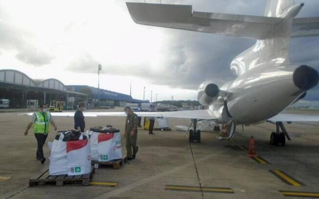 Brasil enviou máscaras e ventiladores pulmonares à Itália