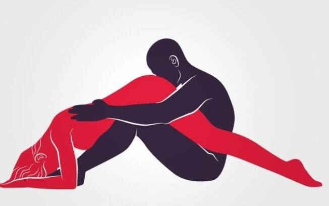 ilustração de sexo oral