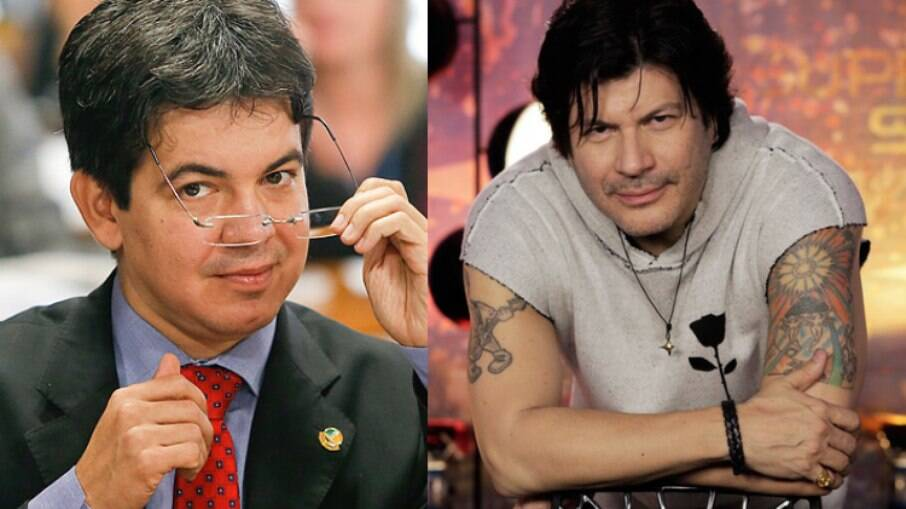 Após revelar ter tido banda cover de RPM, Paulo Ricardo convida senador Randolfe Rodrigues para fazer show