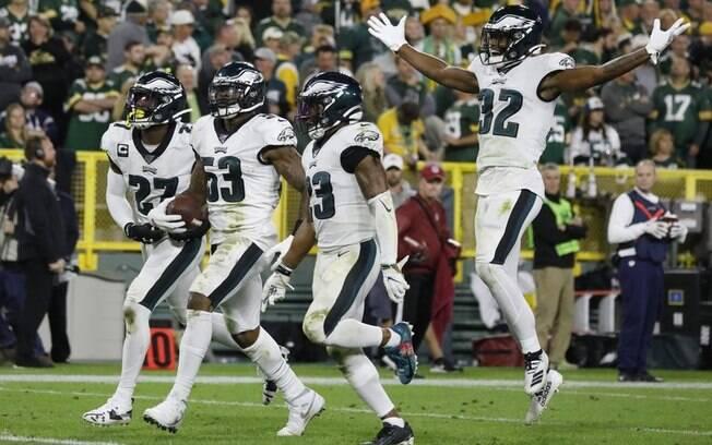 Philadelphia Eagles é o tema do 5º ano da série do Amazon Prime Video sobre times da NFL