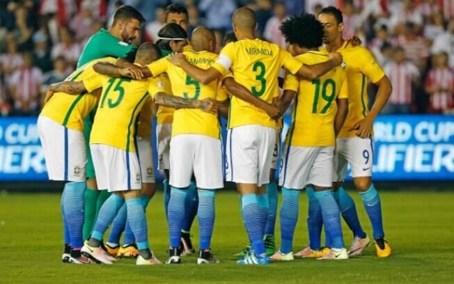 Seleção brasileira vai disputar a Copa América em junho