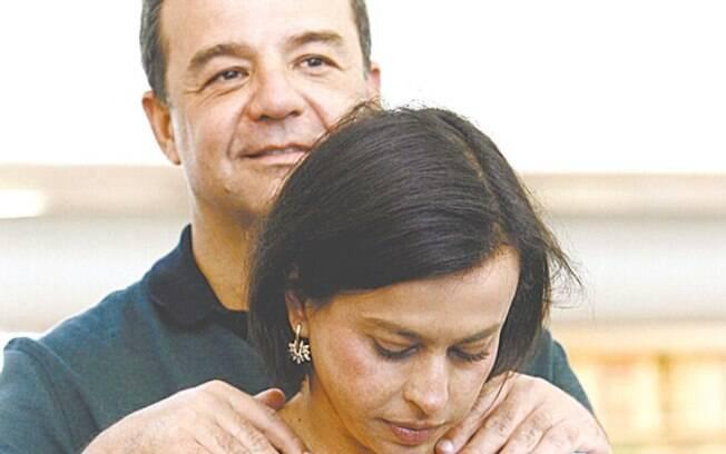 Sérgio Cabral e a ex-primeira-dama Adriana Ancelmo poderão ter encontros íntimos em Bangu 8