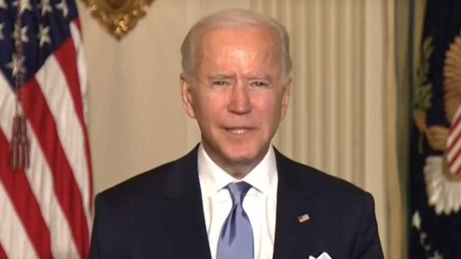 Biden ordenou primeiro ataque em solo sírio nesta sexta-feira