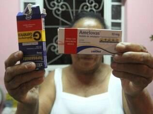 Dona de casa não conseguiu pegar medicamentos para pressão no posto