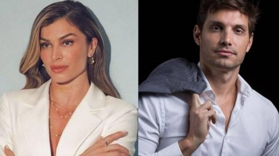 Grazi Massafera é flagrada com novo affair, Alexandre Machafer, em Fortaleza