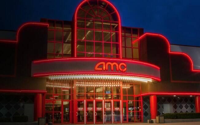 AMC Theatres está perto de fechar