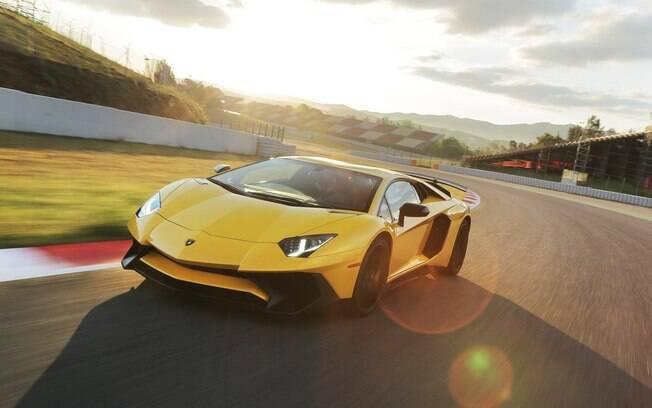 Lamborghini Aventador SV: foi o carro mais caro do Brasil por alguns meses, até ser desbancado pelo primeiro colocado