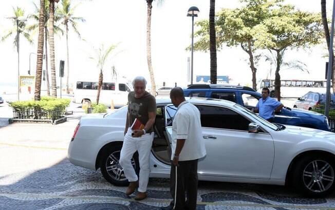 Antonio Fagundes: moderninho aos 64 anos