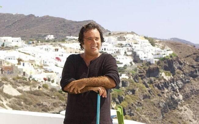 A novela trouxe a Grécia para a televisão brasileira