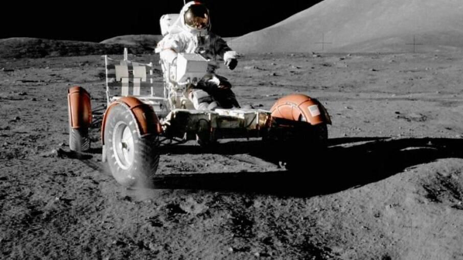 Lockheed Martin e GM se juntam para construção do próximo Buggy lunar.