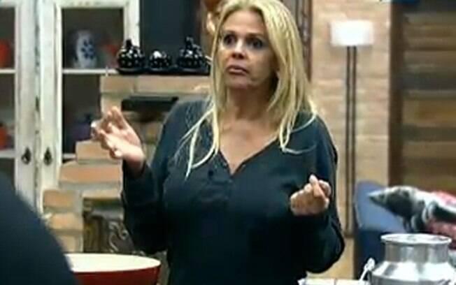 Sincera, Monique Evans dispara diversas pérolas durante sua participação