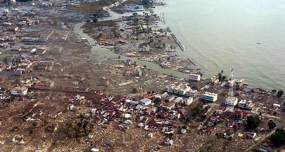 Os 13 maiores desastres naturais da história