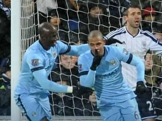 No City desde junho, Fernando marcou seu primeiro gol pela equipe na última sexta-feira
