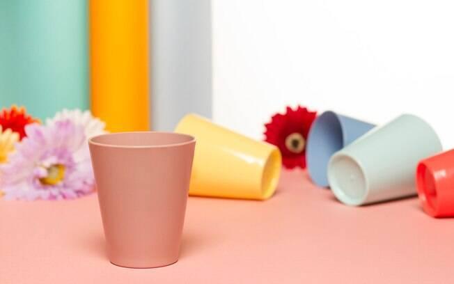A linha Tendências, da Vemplast, une produtos sustentáveis a um design moderno e colorido