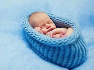 Gorros de lã: fragilidade e bem-estar dos bebês
