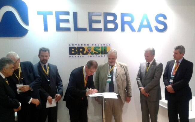 A Telebras foi reativada em 2010 para ajudar na montagem do Programa Nacional de Banda Larga