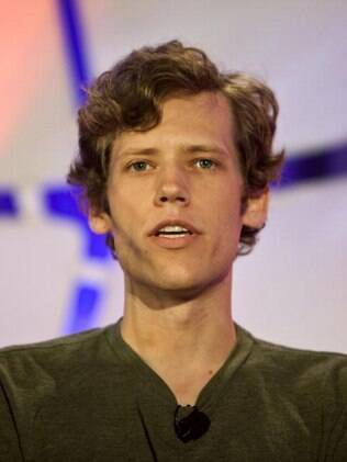 Christopher Poole, criador do 4Chan