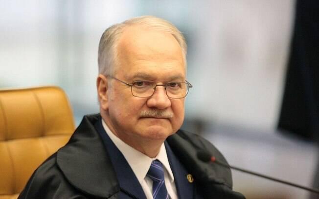 Fachin diz não ver indícios de que Lava-Jato do Paraná investigou irregularmente políticos com foro privilegiado