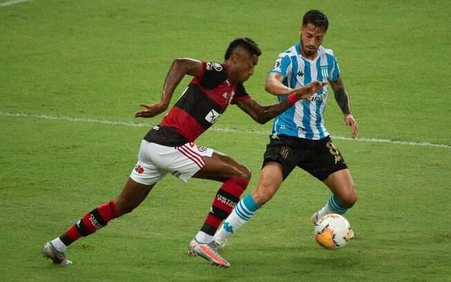 Racing X Flamengo